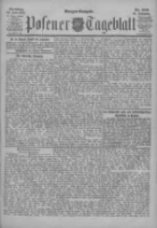 Posener Tageblatt 1902.07.29 Jg.41 Nr349