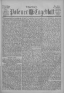 Posener Tageblatt 1902.07.31 Jg.41 Nr354