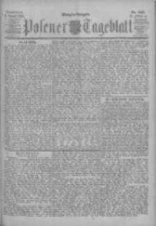 Posener Tageblatt 1902.08.02 Jg.41 Nr357