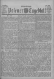 Posener Tageblatt 1902.08.05 Jg.41 Nr361