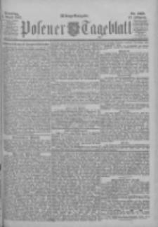 Posener Tageblatt 1902.08.05 Jg.41 Nr362