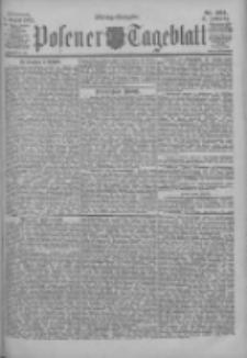 Posener Tageblatt 1902.08.06 Jg.41 Nr364
