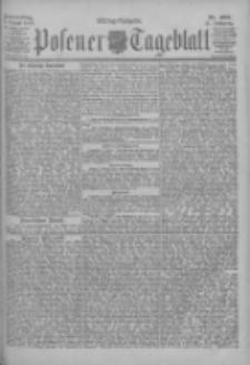 Posener Tageblatt 1902.08.07 Jg.41 Nr366