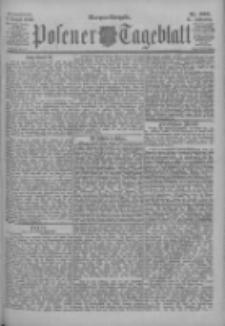 Posener Tageblatt 1902.08.09 Jg.41 Nr369