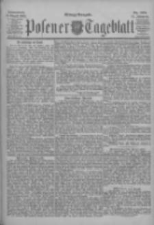 Posener Tageblatt 1902.08.09 Jg.41 Nr370
