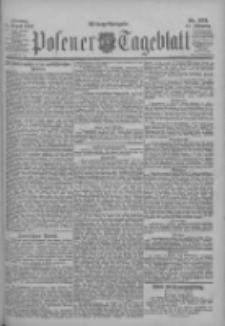 Posener Tageblatt 1902.08.11 Jg.41 Nr372