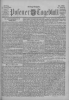 Posener Tageblatt 1902.08.15 Jg.41 Nr380