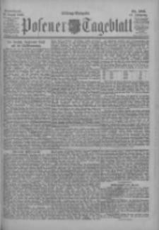 Posener Tageblatt 1902.08.16 Jg.41 Nr382