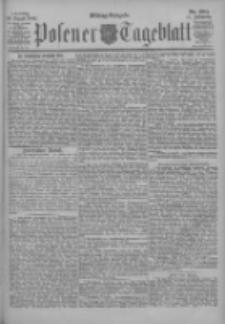 Posener Tageblatt 1902.08.18 Jg.41 Nr384