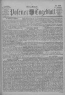 Posener Tageblatt 1902.08.19 Jg.41 Nr386