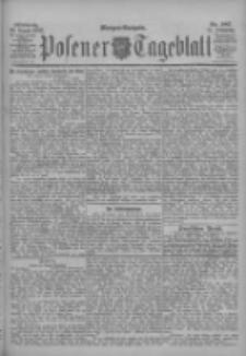 Posener Tageblatt 1902.08.20 Jg.41 Nr387