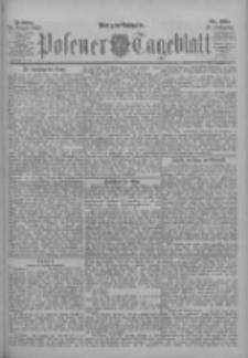 Posener Tageblatt 1902.08.22 Jg.41 Nr391
