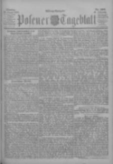 Posener Tageblatt 1902.08.25 Jg.41 Nr396