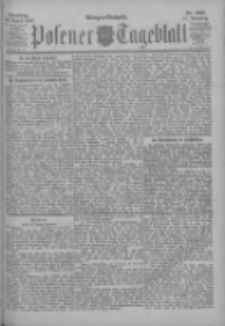 Posener Tageblatt 1902.08.26 Jg.41 Nr397