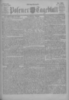 Posener Tageblatt 1902.08.27 Jg.41 Nr400