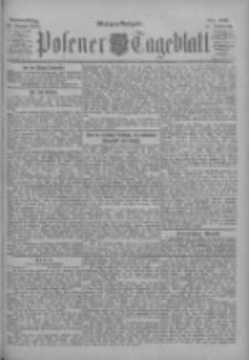 Posener Tageblatt 1902.08.28 Jg.41 Nr401
