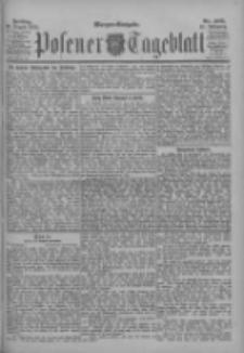 Posener Tageblatt 1902.08.29 Jg.41 Nr403