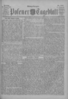 Posener Tageblatt 1902.08.29 Jg.41 Nr404