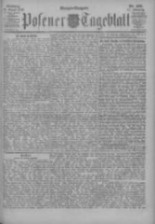 Posener Tageblatt 1902.08.31 Jg.41 Nr407