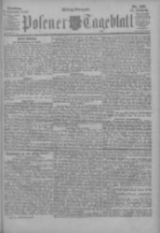 Posener Tageblatt 1902.09.02 Jg.41 Nr410