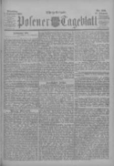 Posener Tageblatt 1902.09.09 Jg.41 Nr421