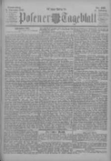 Posener Tageblatt 1902.09.11 Jg.41 Nr425