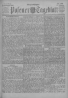 Posener Tageblatt 1902.09.13 Jg.41 Nr428