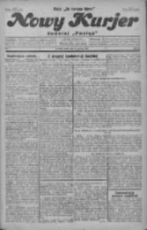 """Nowy Kurjer: dawniej """"Postęp"""" 1930.01.08 R.41 Nr5"""
