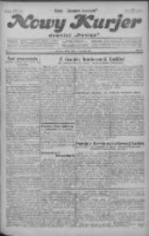"""Nowy Kurjer: dawniej """"Postęp"""" 1930.01.11 R.41 Nr8"""