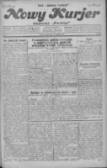 """Nowy Kurjer: dawniej """"Postęp"""" 1930.01.18 R.41 Nr14"""