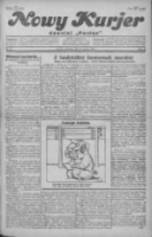 """Nowy Kurjer: dawniej """"Postęp"""" 1930.01.23 R.41 Nr18"""