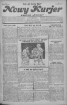 """Nowy Kurjer: dawniej """"Postęp"""" 1930.01.29 R.41 Nr23"""