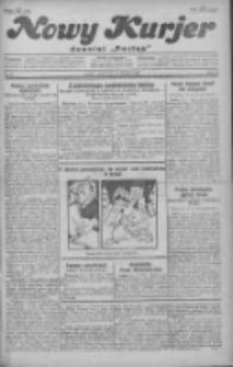 """Nowy Kurjer: dawniej """"Postęp"""" 1930.01.31 R.41 Nr25"""