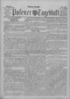 Posener Tageblatt 1896.04.27 Jg.35 Nr196