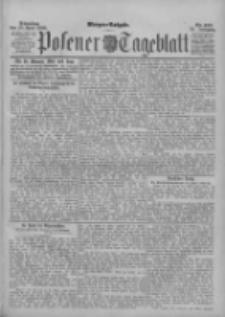 Posener Tageblatt 1896.04.28 Jg.35 Nr197