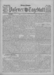 Posener Tageblatt 1896.05.14 Jg.34 Nr225