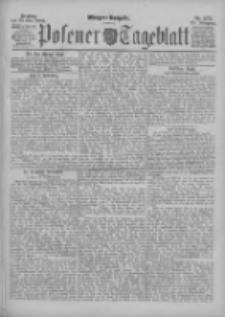 Posener Tageblatt 1896.05.22 Jg.35 Nr237