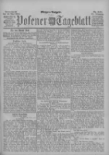 Posener Tageblatt 1896.05.30 Jg.35 Nr249