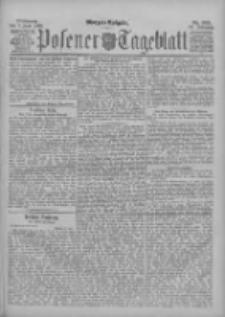 Posener Tageblatt 1896.06.03 Jg.35 Nr255