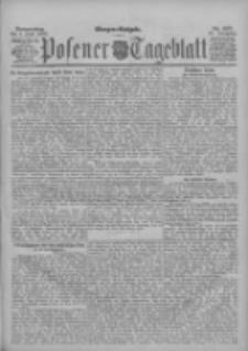 Posener Tageblatt 1896.06.04 Jg.35 Nr257