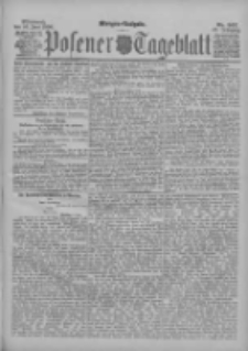 Posener Tageblatt 1896.06.10 Jg.35 Nr267