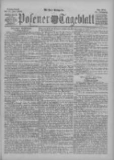 Posener Tageblatt 1896.06.13 Jg.35 Nr274