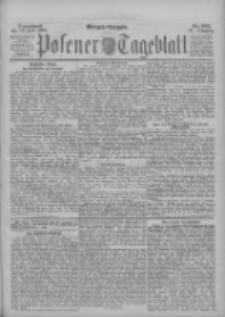 Posener Tageblatt 1896.06.20 Jg.35 Nr285