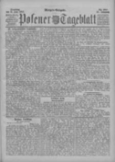 Posener Tageblatt 1896.06.21 Jg.35 Nr287