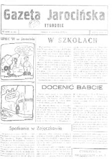 Gazeta Jarocińska 1991.09.06 Nr48(II)