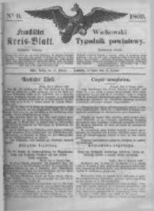 Fraustädter Kreisblatt. 1869.02.26 Nr9
