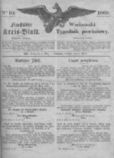 Fraustädter Kreisblatt. 1869.03.05 Nr10