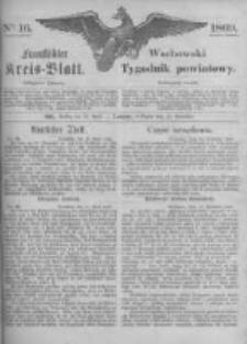 Fraustädter Kreisblatt. 1869.04.16 Nr16