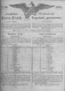 Fraustädter Kreisblatt. 1869.05.14 Nr20