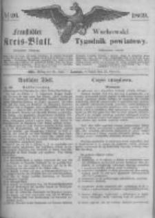 Fraustädter Kreisblatt. 1869.06.25 Nr26
